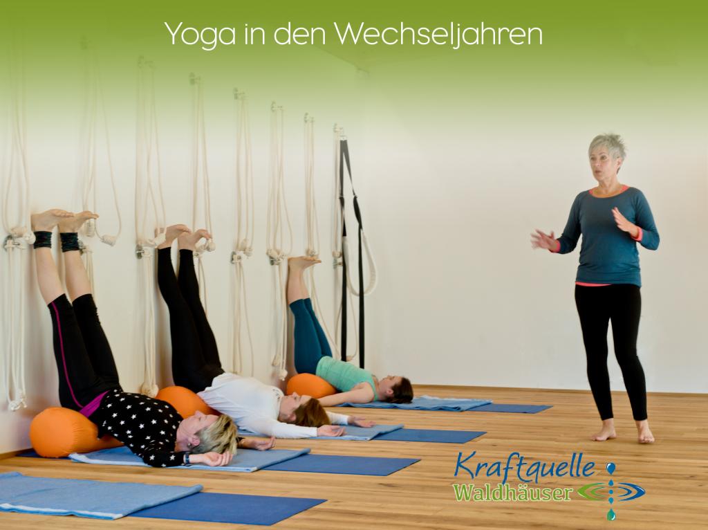 yoga wechseljahre